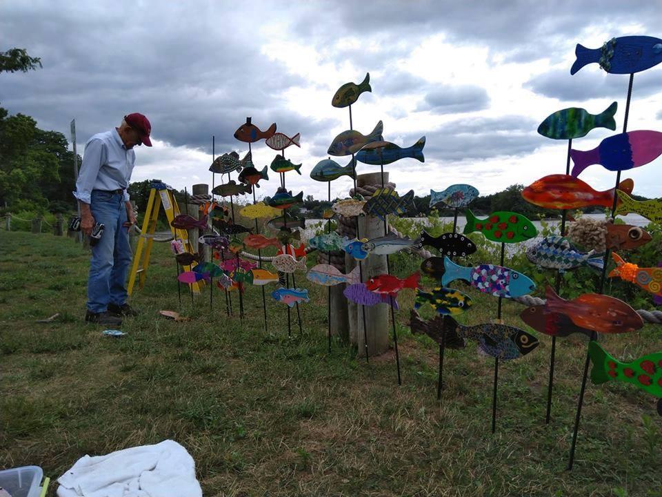 fish project at horizon park