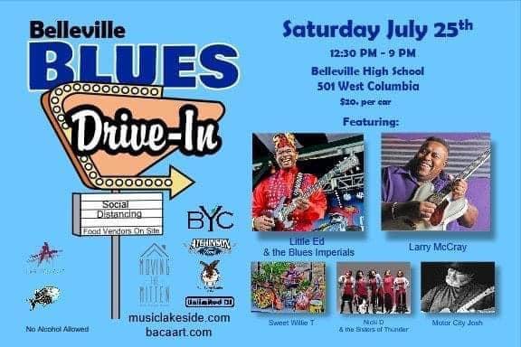 music blues fest